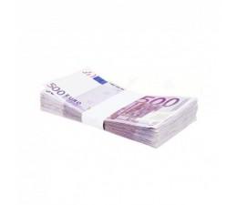 Banconote da 500 euro 100pz