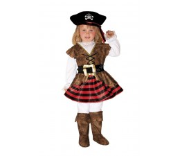 Costume Piratina