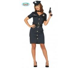 Poliziotta. Taglia  M 38 40