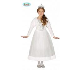 Costume Principessa Bianco