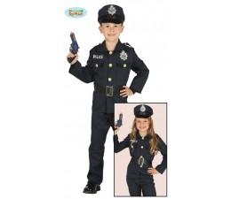 Poliziotto  Baby. Taglia...