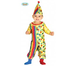 Costume Payaso, Clown Baby