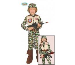 Costume Soldato Forze...