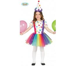 Costume Pagliaccetta Clown