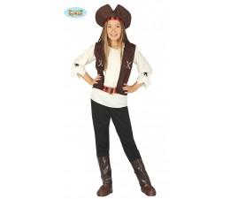 Costume Pirata dei sette...