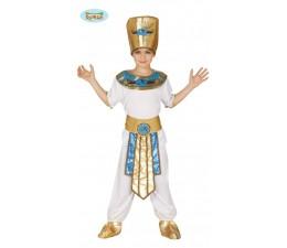 Costume Faraone Bianco