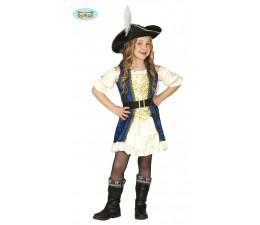 Costume Capitana Pirata