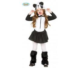 Costume Panda Bambina