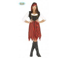 Pirata Donna Taglia  L 42-44