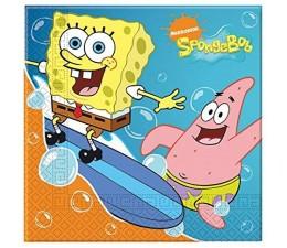 Tovaglioli SpongeBob 33x33...