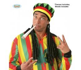 Cappello Jamaicano con Dread