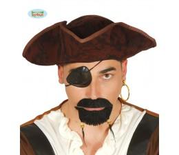 Cappello da Pirata Marrone...