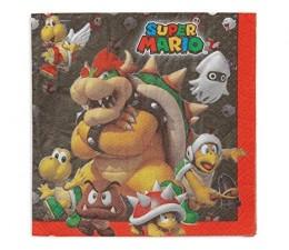 Tovaglioli Super Mario....