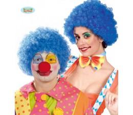 Parrucca Ricci Azzurri
