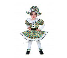 Costume Arlecchina