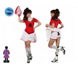 Cheerleader. Taglia  XS-S