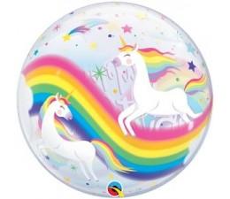 "Palloncino Bubble ""Happy..."