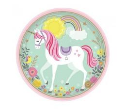 Piatti Piani Unicorno. 23...