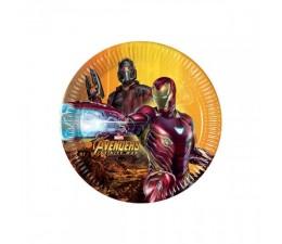Piatto Piccolo Avengers...