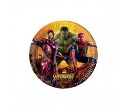 Piatto Grande Avengers...