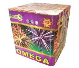 Omega 25 lanci calibro 5cm