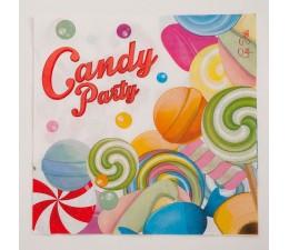 Tovaglioli Candy Party...