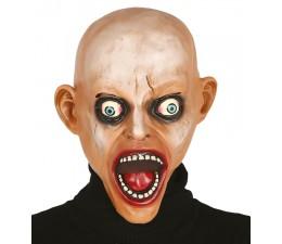 Maschera Zombie in Lattice...