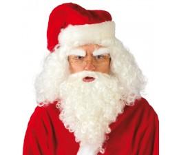 Parrucca e Barba Babbo Natale