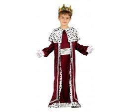 Vestito Re Maggio Rosso...
