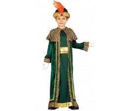 Vestito Re Maggio Verde...