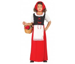 Vestito Pastorella 7-9 anni