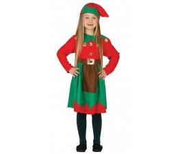 Vestito Elfa 7-9 anni