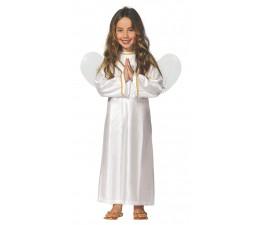 Vestito Angelo 7-9 anni