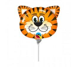 Palloncino Mylar Tigre 35cm