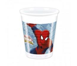 Bicchieri Spider-Man Web...
