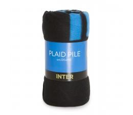 Plaid in Pile Inter  nero...