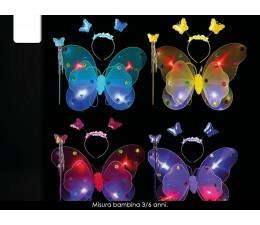 Ali Farfalla Luminose con...