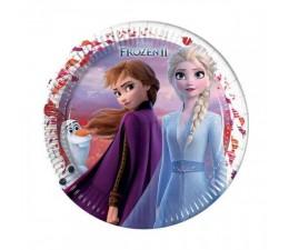 Piatti Frozen 2 (23 CM) 8 pZ
