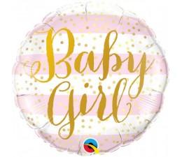 Palloncino Mylar Baby Girl...