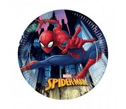 Piatti Spiderman Team Up Pz. 8