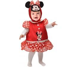 Costume Minnie Rosso Baby...