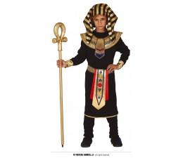 Costume Egiziano Faraone Nero