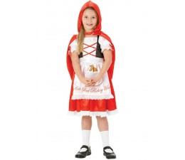 Costume Cappuccetto Rosso...