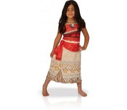 Costume Vaiana Deluxe Oceania