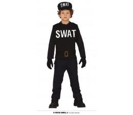 Costume Swat Bimbo