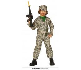 Costume Soldato Militare