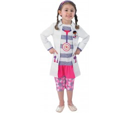 Costume Doc Mc Stuffins...