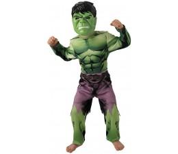 Costume Hulk con Maschera