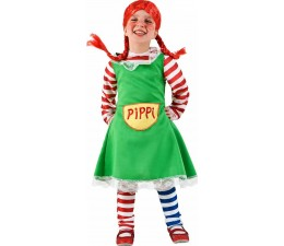 Costume Pippi Calzelunghe Baby