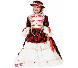 Costume Madame Popadour...
